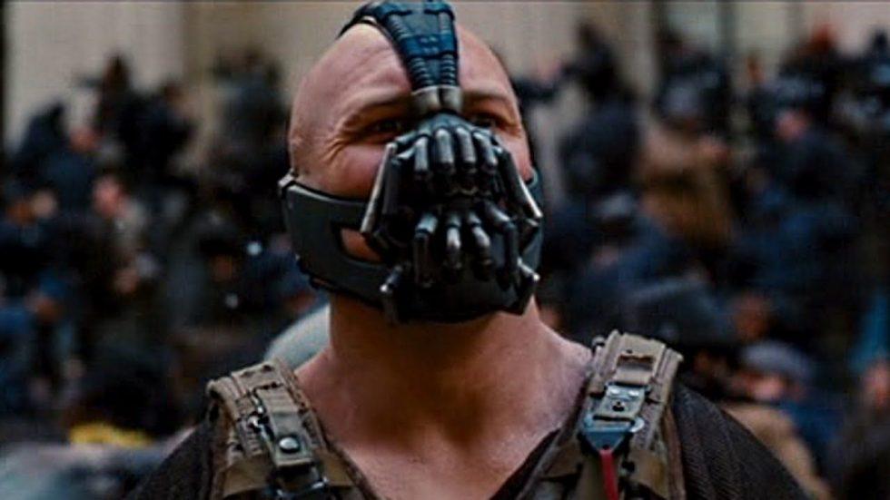 tom hardy batman