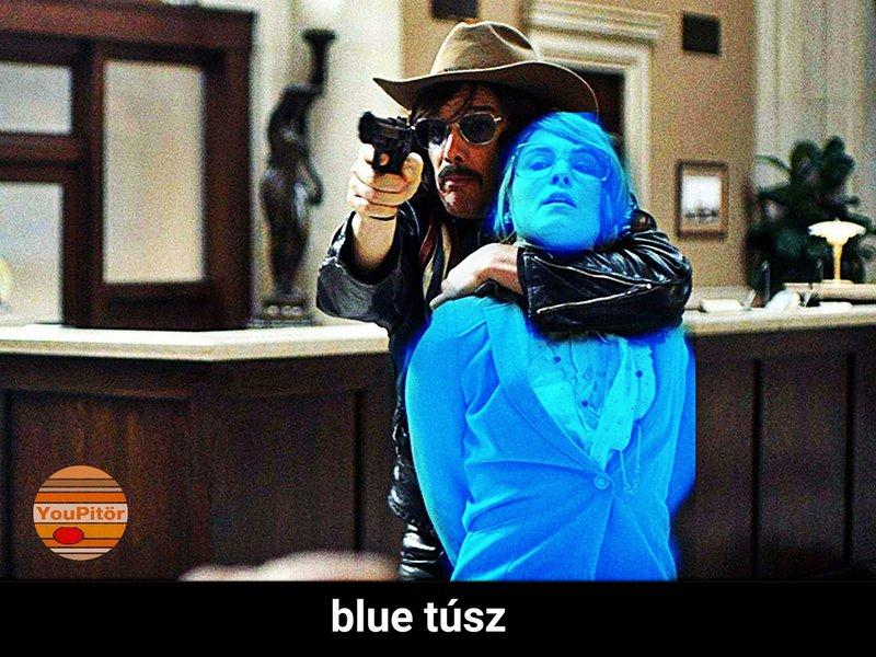 blue túzs