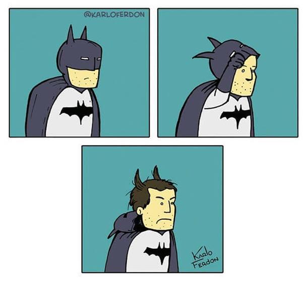 batman haj