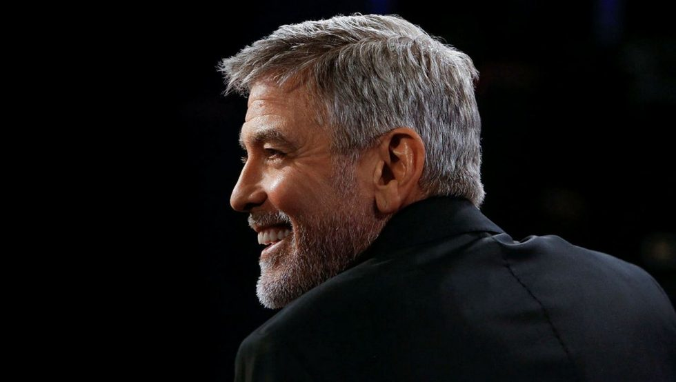 clooney old