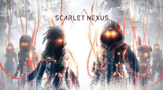 Scarlet Nexus Key Art