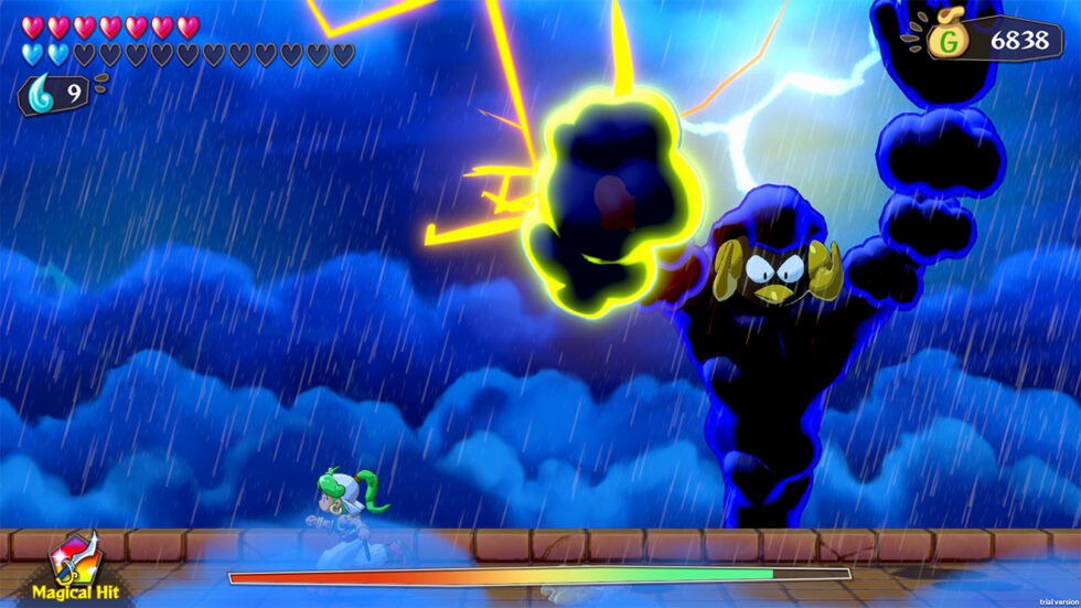Wonder Boy Asha in Monster World Screenshot 04