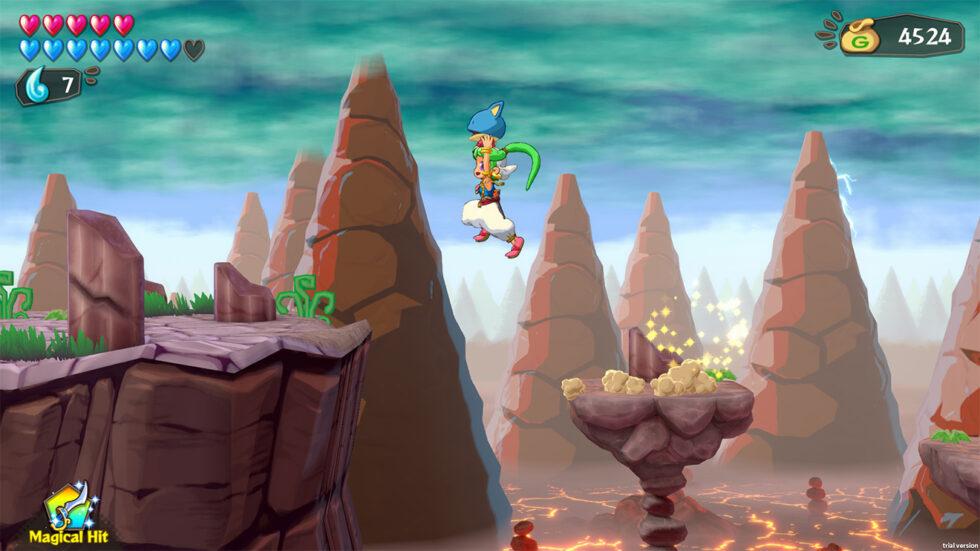 Wonder Boy Asha in Monster World Screenshot 06