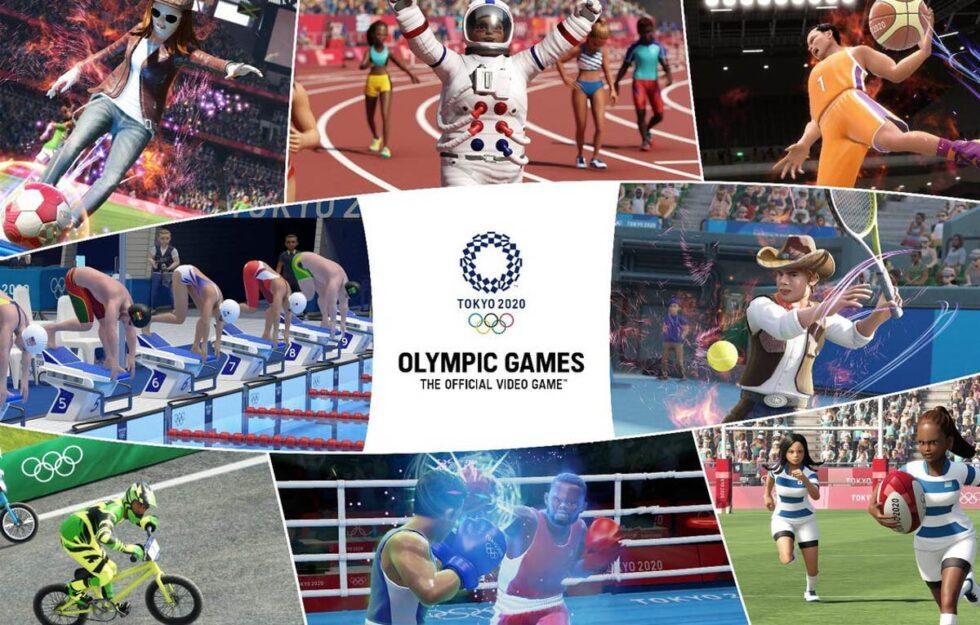 juegos olimpicos tokyo 2020 videojuego oficial 6