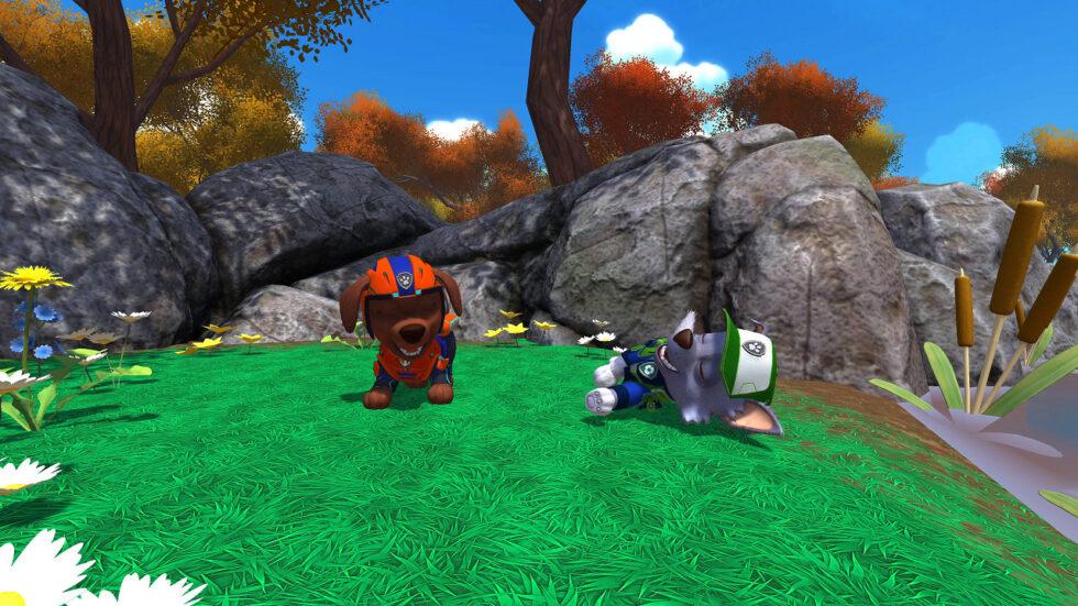 PAW Patrol The Movie Adventure City Calls screen 01