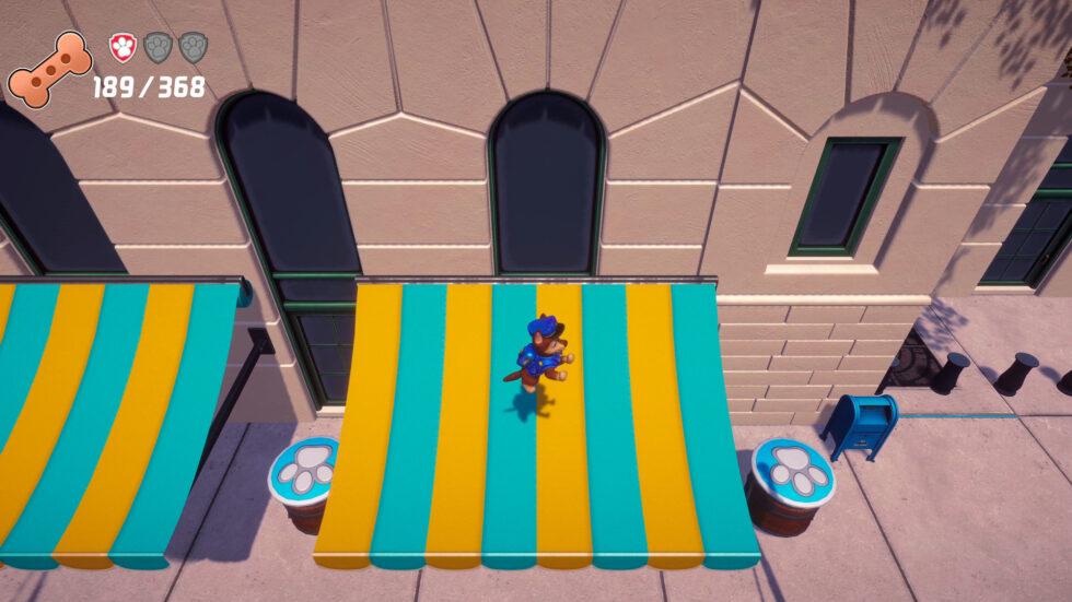 PAW Patrol The Movie Adventure City Calls screen 03