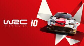 WRC10 key art