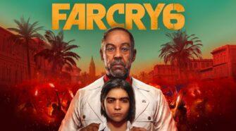 Far Cry 6 Key Art Logo